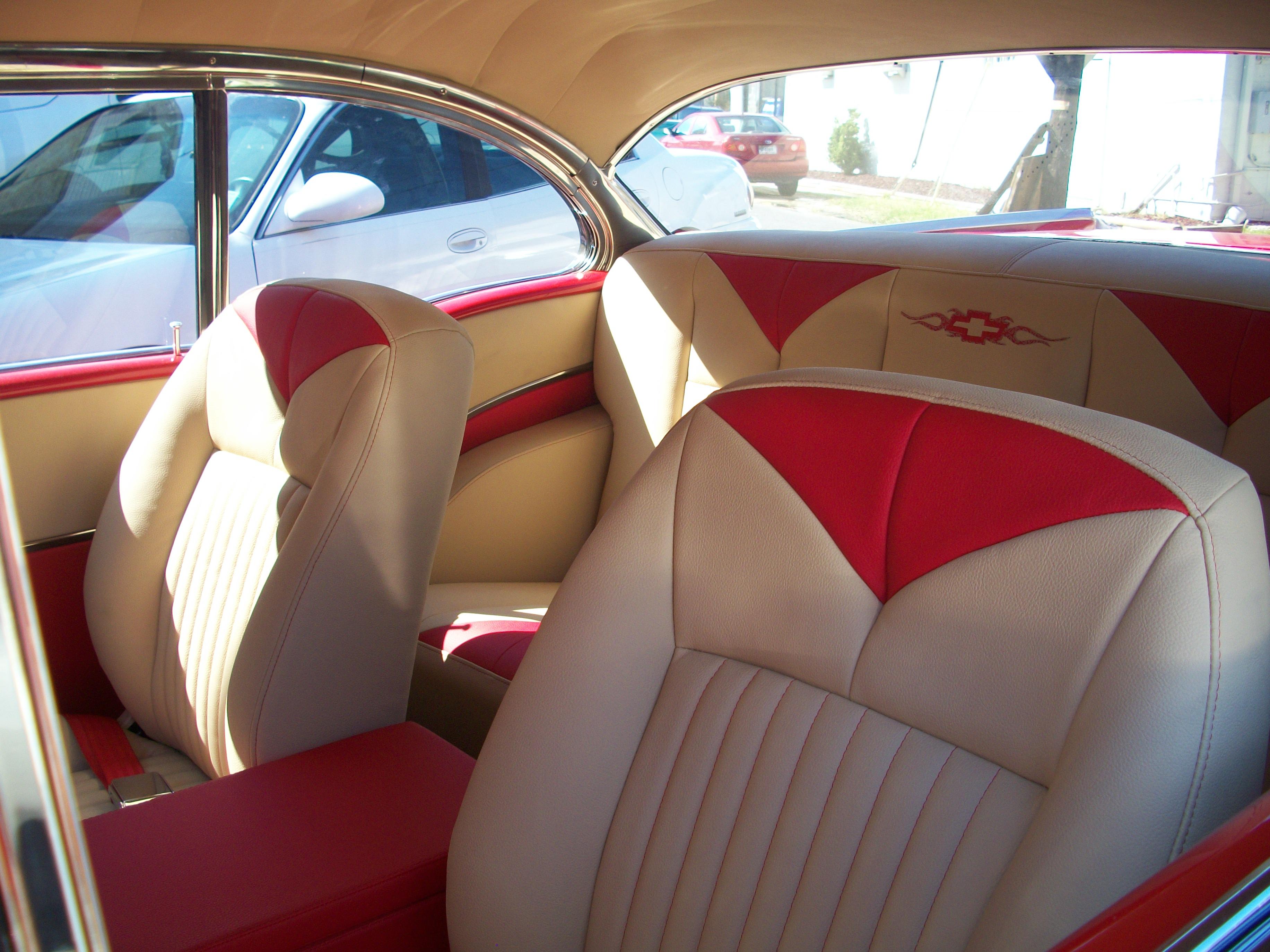 Auto interior designs custom automobile interiors for Auto interior designs